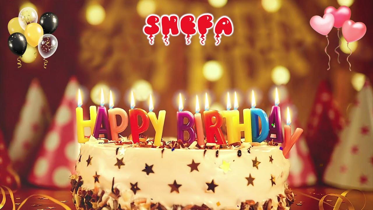 SHEFA Birthday Song – Happy Birthday to You
