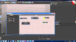Cinema 4d xpresso - урок- 41 Матрица умножить на вектор