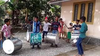 Nasik dhol performance by kerala kids