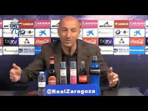Ranko Popovic en rueda de prensa - 16/10/2015