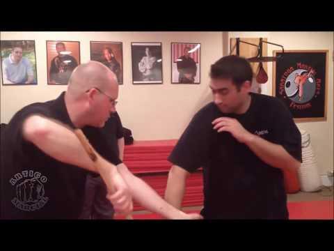👊 Master John Borter The Modern Self Defense Academy