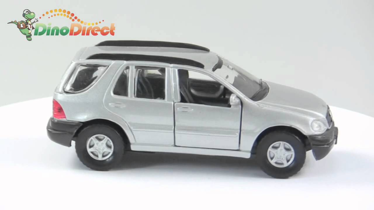1 41 mercedes benz ml320 alloy collection car model toy for Mercedes benz toy car models