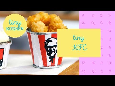 Tiny KFC | Tiny Kitchen