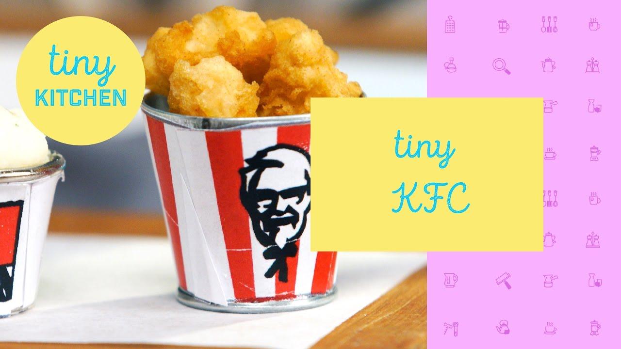 Tiny Kfc Kitchen You