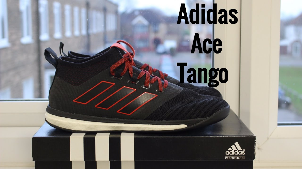on sale 6f1cb 176ca New Adidas Ace Tango 17.1 Unboxing. SP9 Football