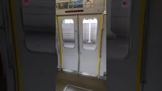 近鉄7020系扉開閉 自動放送の更新後版