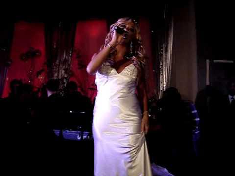 Samantha Cole - At Last (Live) Children of hope foundation Nyc October 2007