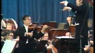Henryk Szeryng plays Paganini Violin Concerto No. 3 (1st Mov.) - Part 1