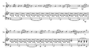 Download Lagu You are the Reason (Calum Scott) Violin and Piano Mp3