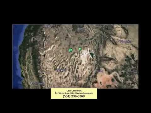 Cheap Nevada Land For Sale Fly Over-Law Land USA