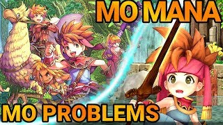 Collection of Mana vs Secret of Mana HD: 4-Game Review Spectacular