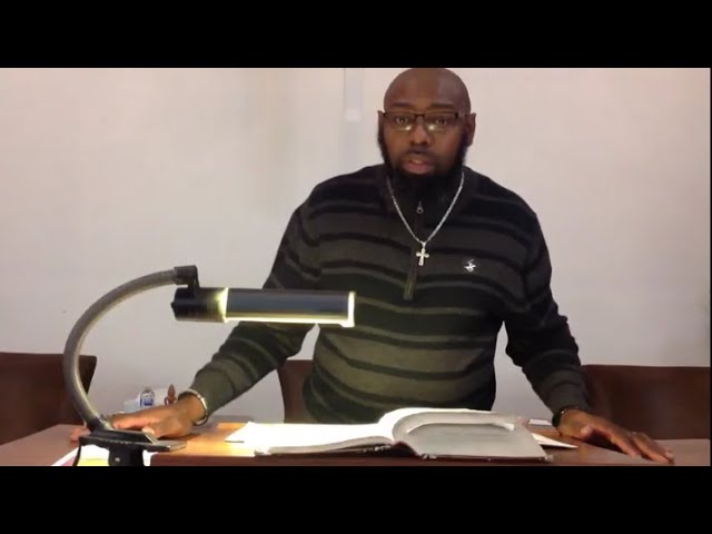 12-16-2020 -  Kevin T. Daniels, Sr., Pastor