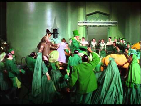 The Wizard of Oz (1939) The Jolly old land of Oz