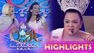 It's Showtime Miss Q & A: Juliana's tip to Alma July Concepcion