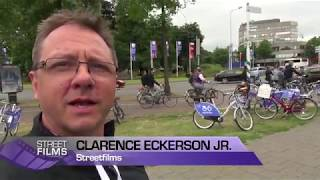 Dutch Infrastructure Tour of Bicycle Streets & Intersections (Velo-city 2017)