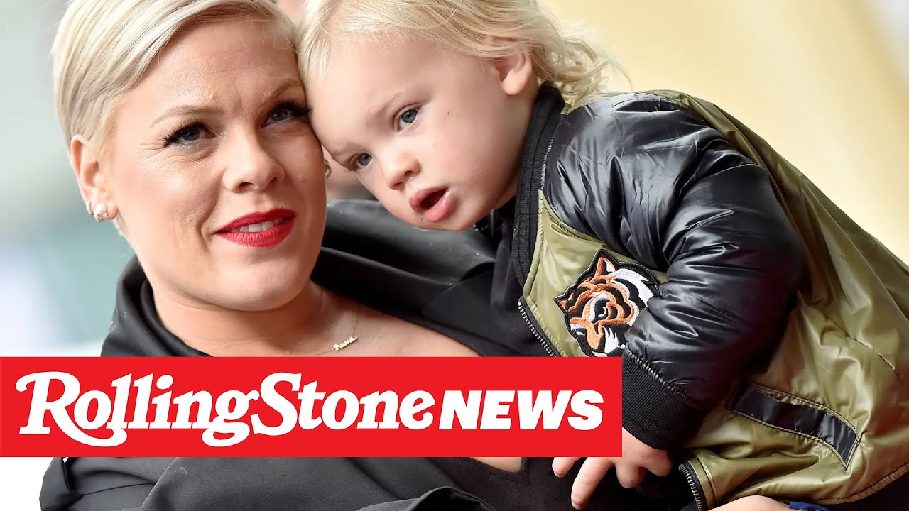 Pink Speaks Candidly About Getting COVID-19 With Her Son on 'Ellen' | RS News 4/9/20