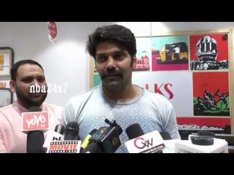 Actor Arya opens LKS Fashion House , unveils new Jersey for Cycopaths Cycling Team | nba 24x7