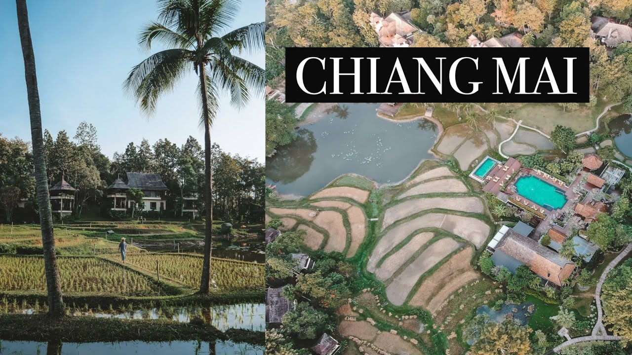 Chiang Mai's MOST LUXURIOUS Resort (Celebrating 200!!!) - Vlog #200