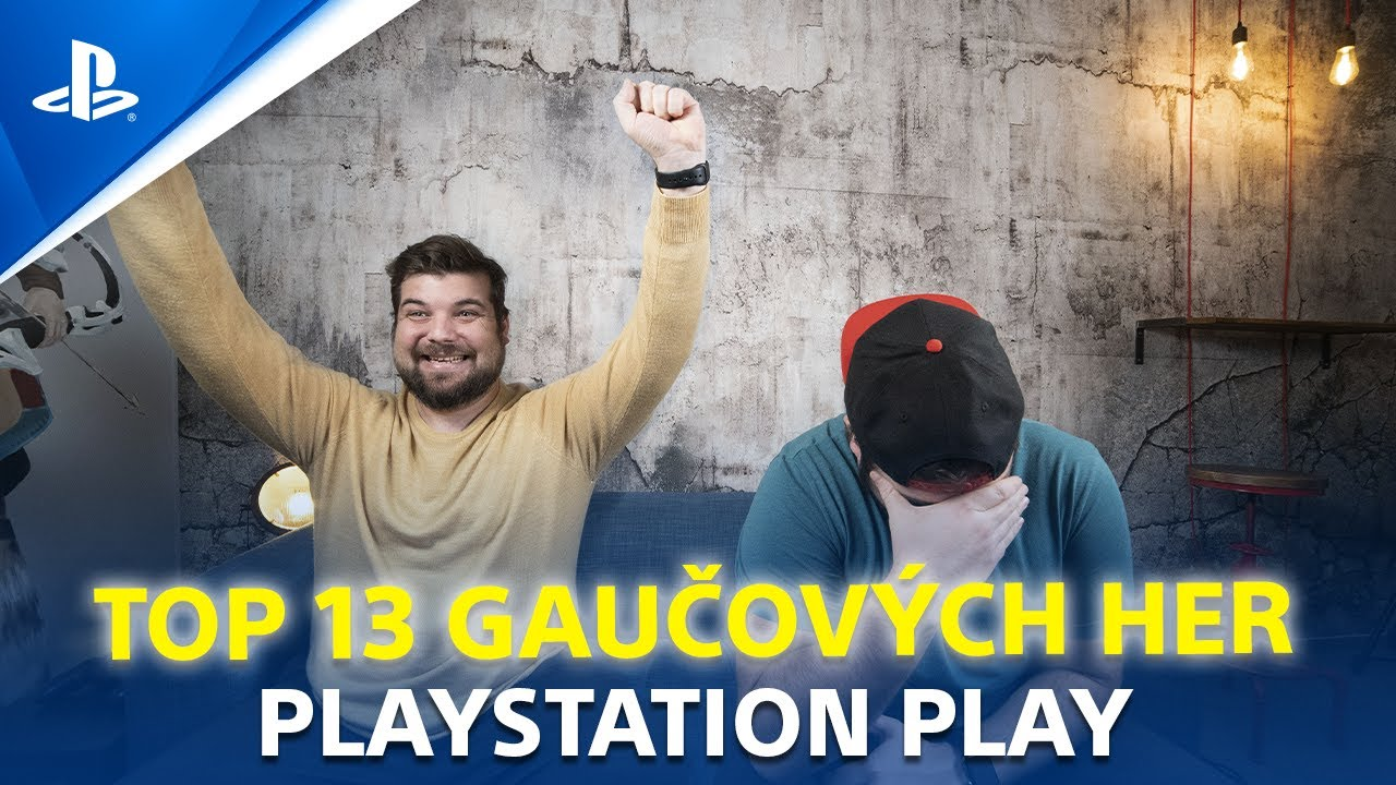 TOP 13 GAUČOVÝCH HER | Infobox