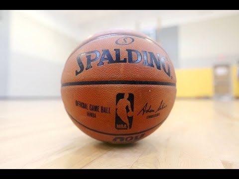 spalding-nba-official-game-ball-review