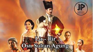 Lir ilir Ost Sultan Agung