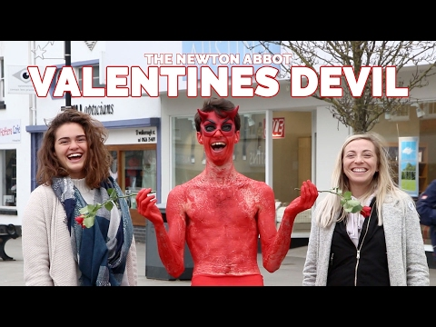 Newton Abbot - The Valentines Devil