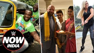 When Triple H, Charlotte Flair, The New Day & more loved the Indian Culture: WWE Now India