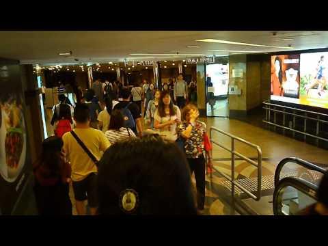 walking tour,  Mong Kok Moko Shopping Plaza -  5, Hong Kong, 2017