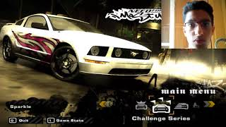 nfs most wanted 2017 extream challenge ( need for speed )