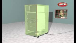 How The Refrigerator Works | How Stuff Works | How Devices Work In 3d | Science