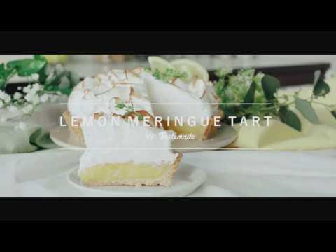メレンゲ タルト レモン