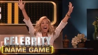 """Sheryl Crow Is From The """"Show Me"""" State - Celebrity Name Game"""