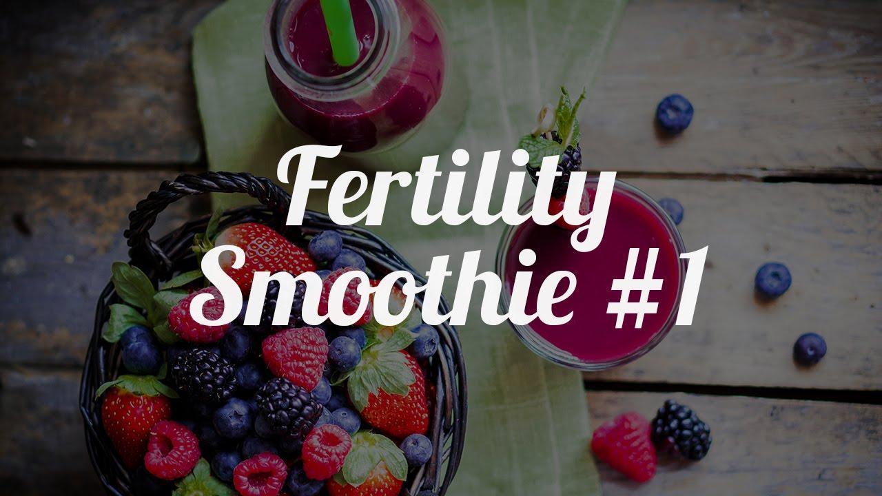Fertility Smoothie   Maca and Infertility   Fertility Foods
