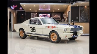 1965 Ford Mustang GT350 R Recreation For Sale