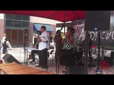 Oakland Art & Soul: Frederick Douglass Youth Ensemble