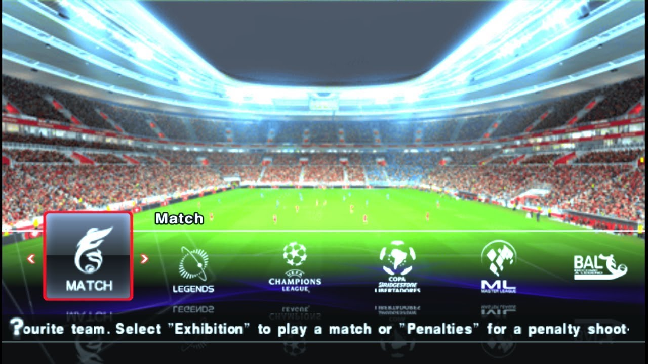 Descargar pes 2013 para android ppsspp iso
