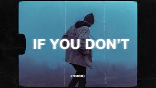 yaeow - if you don't (Lyrics)