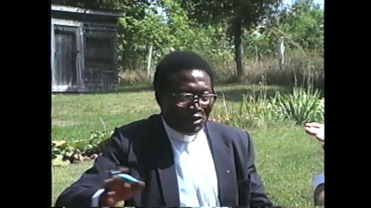 WGOH - Ugandan Priest  8-24-91
