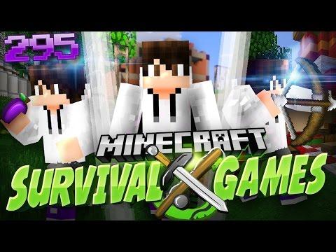 Minecraft Survival Games: Game 295 - Adrenaline Rush!