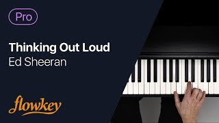 Ed Sheeran – Thinking Out Loud (Amazing Piano Arrangement)