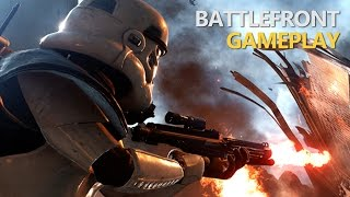 Star Wars Battlefront - Drop Zone (Multiplayer Gameplay)