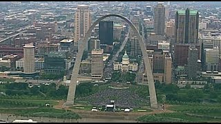 Stanley Cup Championship Parade in St. Louis