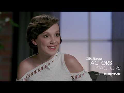 Millie Bobby Brown FULL Interview with Evan Rachel Wood