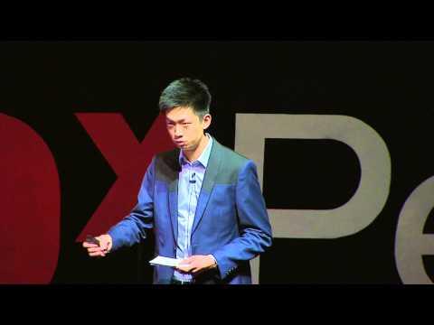 Shedding Light On Student Depression | Jack Park | TEDxPenn
