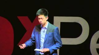 Shedding Light on Student Depression | Jack Park | TEDxPenn