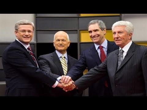 Polls Show Canadian Election Surprise