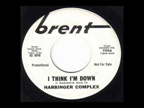 Harbinger Complex - I Think I'm Down