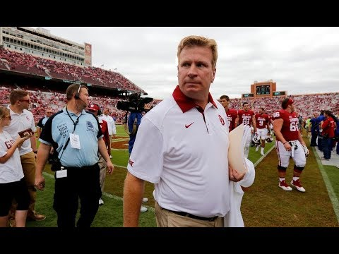 OU Fires Mike Stoops - Not Surprised