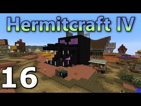Hermitcraft 4 Ep. 16- Mob Head Shop