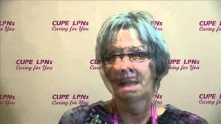 Licensed Practical Nurses talk about delivering patient care: Corey